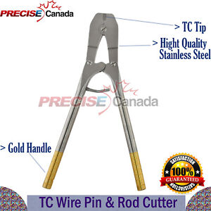 T c Wire Pin And Rod Cutter 15 Orthopedic Surgical Instruments Op 054