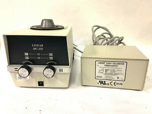 Linear Ext Eureka Mc 150 X ray Collimator With Power Supply
