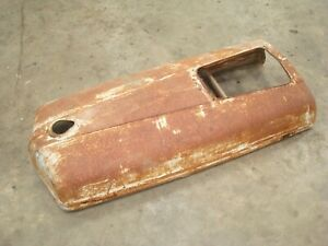 1951 Ford 8n Tractor Scripted Hood