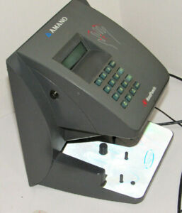 Schlage Biometric Handpunch Hp 3000 Timeclock attendance Terminal With Ethernet