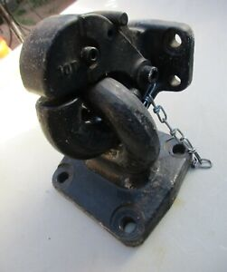 10 Ton Pintle Hook Trailer Hitch