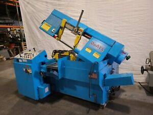 Doall Model C 305a Horizontal Bandsaw Automatic Feed 12 X 12