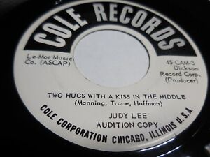 Judy Lee quot;Two Hugs With A Kiss In The MIddlequot; Cole 3 DJ M $6.00
