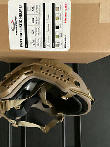Ops Core FAST High Cut Helmet S M TAN $1025.00