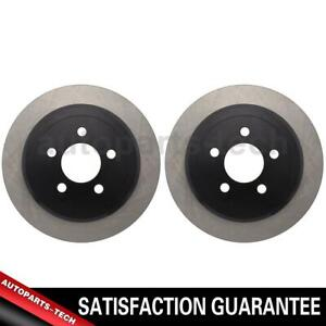 2x Centric Parts Rear Disc Brake Rotor For Jeep Liberty 2008 2012