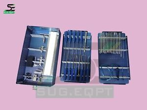 Acl Pcl Knee Surgery Arthroscopy Surgical Orthopedic Instruments Set 47 Pcs A