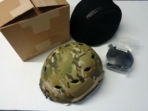 NEW Ops Core FAST Bump High Cut Helmet w ChinCup Multicam L XL 58 99 159 $450.99