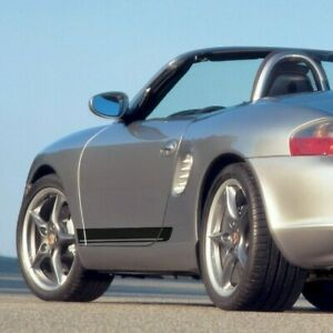 Side Stripe Kit For Porsche Boxster 986 Decals