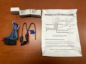 Wiring switch Kit For Linear Actuators
