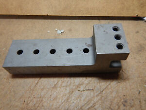 Metal Lathe Tool Holder Fixture Machinist Tooling