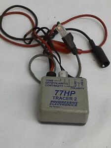 Progressive Electronics Wire Tracer By Tempo 77hp used