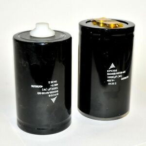 Cutera Solera Laser Electrical Capacitor High Voltage Assembly Parts Solara X2pc