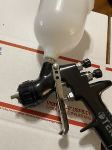 Devilbiss Tekna Spray Gun compare To Iwata Sata And Binks