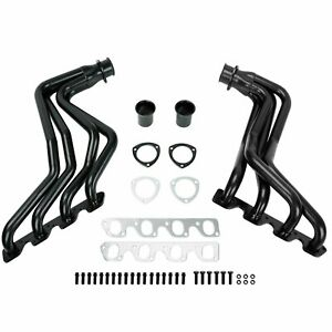 Performance Exhaust Header Fit 77 79 Ford F150 250 350 bronco 4wd 351 400 Ci V8