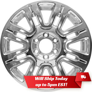 New 20 Replacement Polished Alloy Wheel Rim For 2009 2014 Ford F150 Expedition