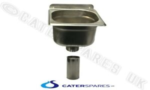Combi Steam Oven Tundish Drain Pipe Adaptor Convertor To Rational Waste Kits
