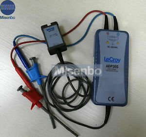 Tested Lecroy Adp305 High Voltage Differential Probe Dc 100 Mhz Probe