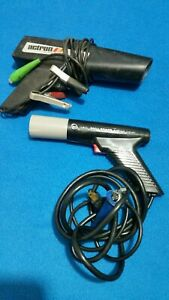 Vintage Actron D C Powered Clamp On Timing Light Model L 100 Rac All Pro