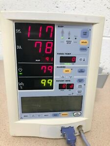 Datascope Mindray Accutorr Plus Patient Monitor
