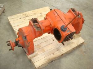 1949 Allis Chalmers B Tractor Transmission Rearend Assembly