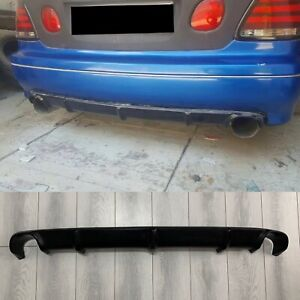 For Lexus Gs300 Gs430 Gs400 Toyota Aristo Rear Bumper Lip Diffuser Sport Line