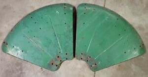 Oliver 80 88 77 Tractor Nice Original Pair Set Of Matching Fenders
