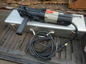 Older Usa Porter Cable 647 Tiger Cub Recip Saw With Steel Case And Side Handle