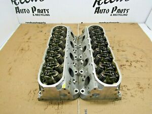 Gm Chevrolet Gmc 4 8l 5 3l Cylinder Head 862 Assembly W Rocker Arms