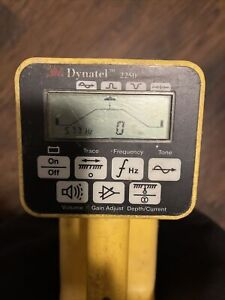 3m Dynatel 2250 Cable pipe fault Locator Kit Preowned