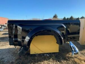 2017 Up Ford Dually Bed Tailgate And Bumper