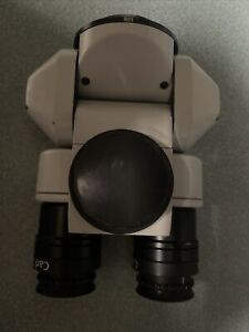 Carl Zeiss Opmi Surgical Microscope F170 Binoculars 10x Eyepieces Surgical