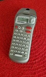 Dymo Letratag Personal Label Maker 11944 Silver