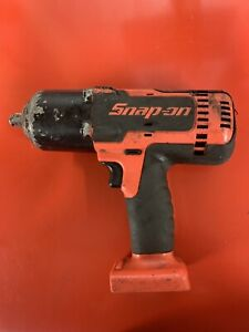Snap On Ct88500 18v 1 2 Drive Cordless Impact Gun