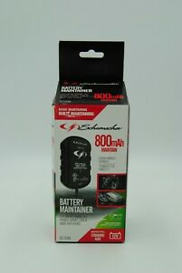 Schumacher Sc1299 0 8a 800 Mah 12v Automatic Battery Maintainer