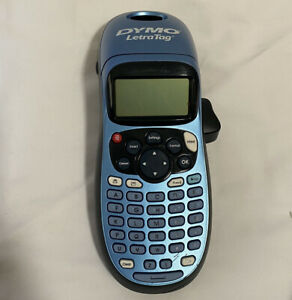 Dymo Letratag Label Maker Used
