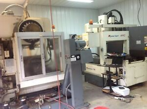 2 Kitamura Vertical Machining Center Mycenter 2 Yasnac With Pallet Changers