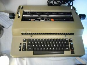 Vintage Xerox 685 Rare Electric Typewriter Works Great Solid 34lbs Holland