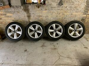2014 Ford Mustang Gt 19 Oem Rims With Pirelli Tires