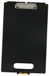 Clipcase Storage Clipboard With Handle Black