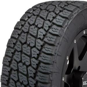 4 New 225 60r17xl Nitto Terra Grappler G2 All Terrain Truck Suv Tires