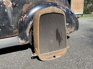 1929 1930 Whippet Grill Radiator Shell Ford Model A T Hot Rod Scta