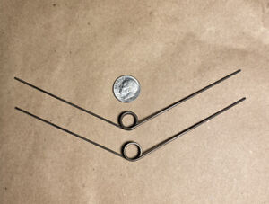 048 Wire Torsion Spring Lot Of 2