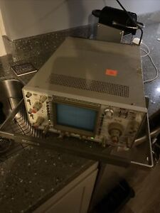 Leader Lbo 518 Oscilloscope 100 Mhz Perfect Working Conditions