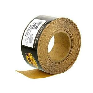 Dura gold Premium 80 Grit Gold Longboard Continuous Roll 20 Yards Long By