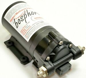 Water Methanol Alcohol Injection Inj Diaphragm Pump 150 Psi W Fittings