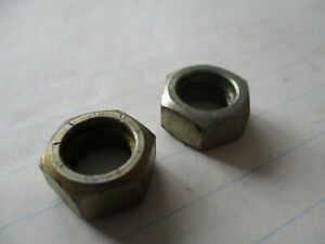 1972 1976 Ford Thunderbird 75 79 Maverick Radio Knob Control Shaft Retainer Nut