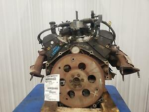 2006 Chevy Silverado 1500 4 3 Engine Motor Assembly 231256 Miles No Core Charge