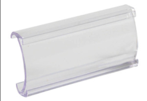Label Holder 25 count Metro Nexel Wire Shelving New free Shipping