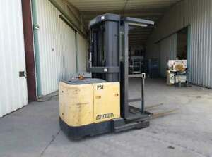 Crown Sp 3020 30 Forklift Capacity 3 000 Lbs