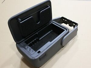 Oem Ford Ranger Center Console Black Armrest Fits Bench Seat Compartment Storage